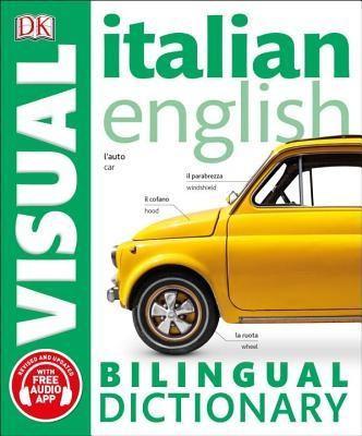 Italian English Bilingual Visual Dictionary foto