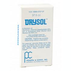 Antiperspirant, Drysol, Extra Strong, Tratament Transpiratie Excesiva, Solutie, 37.5ml, ambalaj deteriorat