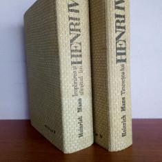 Heinrich Mann – Henri IV (2 vol)