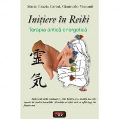 Initiere in Reiki - Maria Grazia Carini Giancarlo Visconti
