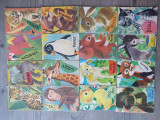Colectia de 16 carti F. Sahling si G. Mauser Lichtl, Editura Cartea Copiilor