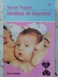 IDENTITATE DE IMPRUMUT - SUSAN NAPIER