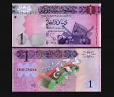 Libia 2013 - 1 dinar UNC