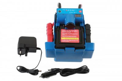 Starter baterie Mini Jump 12V Laser Tools foto