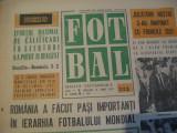 Revista Fotbal nr.212/17 iunie 1970-Brazilia-Romania 3-2, CM Mexico 70