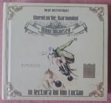 Cumpara ieftin 3CD Audiobook - Aventurile baronului Munchhausen - G.Bürger (lectura:Ion Lucian)