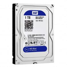 Hard Disk Western Digital WD10EZEX 1TB, SATA-III, 7200 RPM, Buffer 64MB