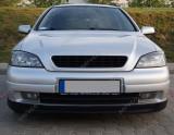 Prelungire buza tuning sport bara fata Opel Astra G OPC Line 1998-2011 v3, ASTRA F (56_, 57_) - [1991 - 1998]