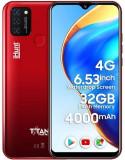 Telefon Mobil iHunt Titan P4000 Pro 2021, Procesor Spreadtrum SC9832E, IPS Capacitive touchscreen 6.53inch, 2GB RAM, 32GB Flash, Camera 13MP, 4G, Dual