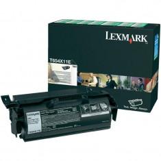Toner lexmark t654x11e black 36 k t654dn t654dtn t654n t656dne