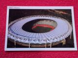 "Foto fotbal - carte postala - Stadionul ""OLIMPICO"" din ROMA"