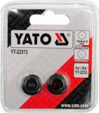 Role de schimb pentru clestele pentru taiat tevi din aluminiu si cupru 6-45 mm YT-2233 YATO
