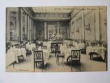 Carte postala necirculată Paris:Hotel Moderne/Restaurantul anii 20