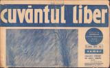 Z37 Revista Cuvantul liber numarul 1 10 noiembrie 1934 Bucuresti