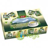 Ceai de Plante Asortat 120dz musetel, menta, sunatoare, tei