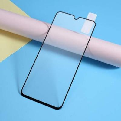 Folie Sticla Samsung Galaxy A40 Protectie Display Acoperire Completa Neagra foto