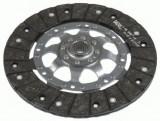 Disc ambreiaj AUDI A6 (4B2, C5) (1997 - 2005) SACHS 1864 532 333