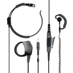 Aproape nou: Laringofon Albrecht AE 38, cu VOX si PTT