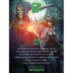 Colecția de Povestiri Științifico-Fantastice (CPSF) Anticipația Nr. 20 - 21