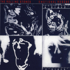Rolling Stones The Emotional Rescue remastered (cd)