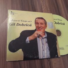 CD GIL DOBRICA RARITATE!!!!!ORIGINAL MUZICA DE COLECTIE JURNALUL