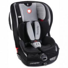 Scaun Auto Copii Jasper cu Isofix, 9-36 kg Grey