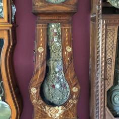 Impresionanta pendula de podea Broyde Horloger de la Ville a Tulle