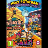 Holy Potatoes Compendium Badge Collector S Edition Nintendo Switch Game