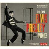 Elvis Presley The Real Elvis Presley At The Movies Box (3cd)