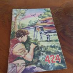 Colectia Povestiri Stiintifico Fantastice 424 Paradisul celui care sfidat lumea