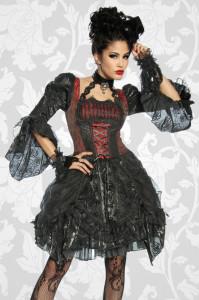 Costum Vampirita Sexy, Halloween