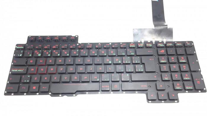 Tastatura Laptop Asus Rog G752 iluminata layout CA