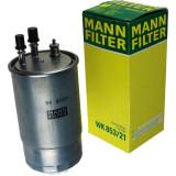 Filtru Combustibil Mann Filter WK853/21