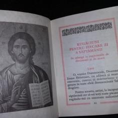 Carte de rugaciuni 1997 veche,Dr.CASIAN,Ep.DUNARII DE JOS,406 pagini,T.GRATUIT