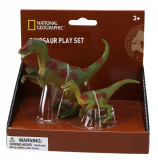 Set 2 figurine - Thescelosaurus PlayLearn Toys