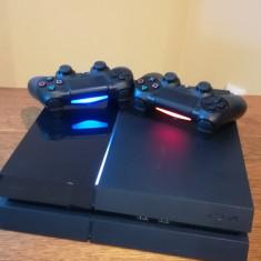 Playstation 4, 500GB cu 2 console și un joc