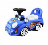 Masinuta Racing Ride-on, albastra