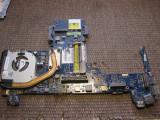 Placa de baza  laptop DELL latitiude  E6320 , defecta  , racire inclusa, DDR3