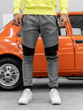 Cumpara ieftin Pantaloni de trening bărbați gri Bolf AM78