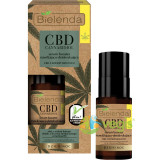 CBD CANNABIDIOL Ser Booster Hidratant si Detoxifiant cu Canabidiol CBD din Seminte de Canepa pentru Ten Mixt si Gras 15ml