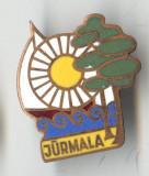 Insigna veche JURMALA - superba