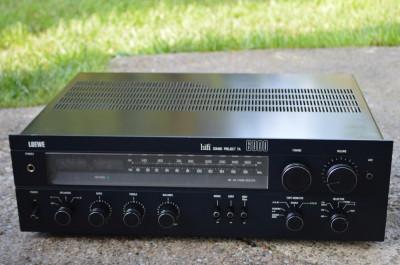 Amplificator Loewe Philips SX 6773 foto