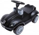 Masinuta fara pedale, ride-on, premergator Big Bobbycar Mercedes Benz SLK, Negru