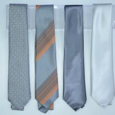 Cravata in cutie gri-LA KIDS, Gri 9