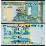= MALAWI - 50 KWACHA - 2004 – COMEMORATIVA - UNC =