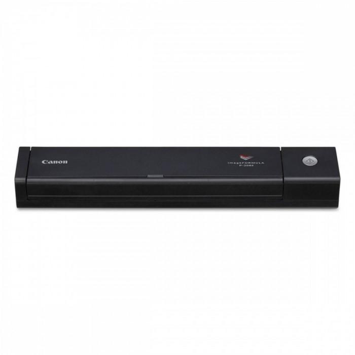 Scanner portabil Canon imageFORMULA P-208II 16 ipm Duplex Negru