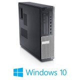 Calculatoare Refurbished Dell OptiPlex 790 DT, i5-2400, 8GB RAM, Win 10 Home