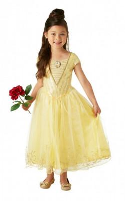 Costum Disney Deluxe Belle (Marimea L) foto