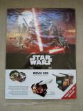 STAR WARS MOVIE BOX