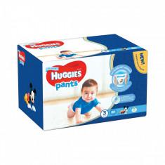Scutece Huggies Pants Box Boys, Nr 3, 6 - 11 Kg, 88 buc